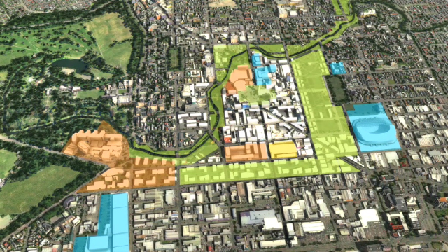 The christchurch city blueprint major project economic considerations malvernweather Image collections