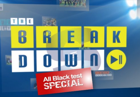 The Breakdown - All Blacks Test Special